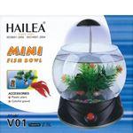 Hailea - Bol - 2,5 l negru