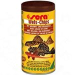 Sera - Catfish Chips - 1000 ml/380 g