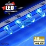 Odyssea - LED blue 89 cm