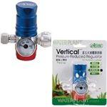 Ista - Reductor presiune CO2 vertical albastru / I-648-4