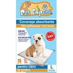 Pet Expert - Covorase absobante L (60x60) - 15 buc