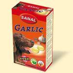 Sanal Dog - Garlic - 100 tab