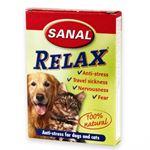 Sanal Dog/Cat - Relax - 15 tab