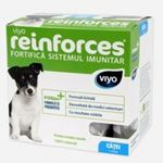 Viyo - Reinforces Dog Puppy - 7 x 30 ml