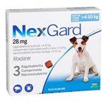 NexGard M (4-10 kg) - 3 tab