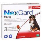 NexGard XL (25-50 kg) - 3 tab