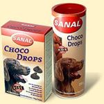 Sanal Dog - Chocoprops - 250 g