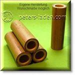 Tuburi de bambus pentru creveti - 3 buc