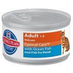 Hill's SP Feline Adult - Peste oceanic - 156 g