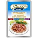 Stuzzy Cat Sterilized - Curcan - 100 g plic