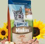 Happy Cat Adult Minkas - Pasare - 10 kg
