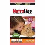 NutraLine Cat Adult Indoor - 10 Kg