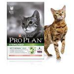 Purina Pro Plan Adult Sterilised - Somon - 400 g