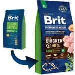 Brit Premium by Nature Adult XL - 15 kg