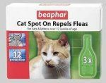 Beaphar - Picaturi antiparazitare - 3 buc