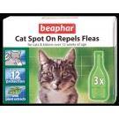 Beaphar - Pipeta antiparazitara - 3 buc