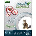 NPB - Zgarda antiparazitara Max Biocide - 38 cm
