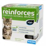 Viyo Reinforces Cat Kitten - 7 x 30 ml