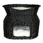 Trixie - Cos de rachita negru
