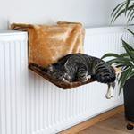 Trixie - Sezlong calorifer maro 45 x 24 x 31 cm