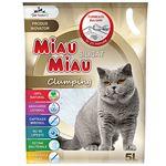 Miau Miau - Clumping Silicat - 5 l