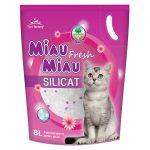 Miau Miau - Fresh Silicat - 8 l
