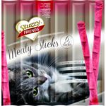 Stuzzy Cat - Snack vita - 6 buc