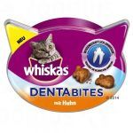 Whiskas Dentabites - Pui - 40 g