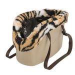 Ferplast - Geanta transport With-Me Winter animal print