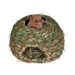 Trixie - Cuib din iarba pentru hamsteri 16 cm - 6110
