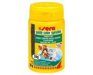 Sera - Goldy Color Spirulina - 100 ml
