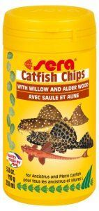 Sera - Catfish Chips - 250 ml