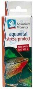 Aquarium Munster - Aquavital Stress-Protect - 100 ml