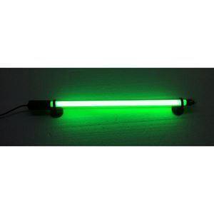 Aqua Zonic - Lampa submersibila - 6 W/35 cm verde