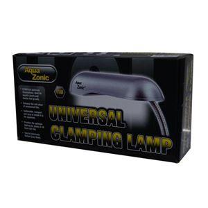 Aqua Zonic - Universal Clamping Lamp metal - 7 W
