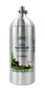 Ista - Butelie aluminiu CO2 Face Up - 2 l / I-597