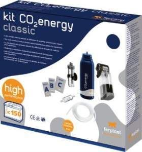 Ferplast - Kit CO2 Energy Classic
