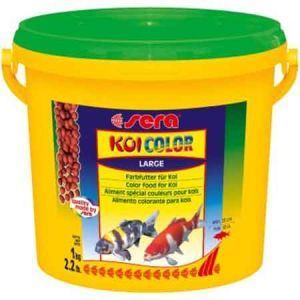 Sera Koi Color Large - 3800 ml/930 g