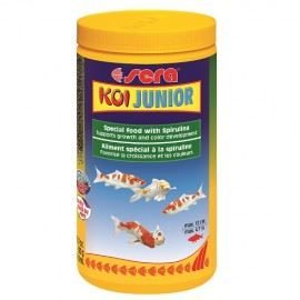 Sera Koi Junior Spirulina - 1000 ml