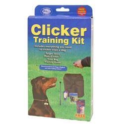 Kong - Clix Clicker Training Kit