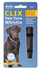 Kong - Clix Two Tone Whistle S