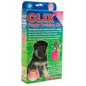 Kong - Kit antrenament Clix Puppy
