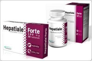 VetExpert - Hepatiale Forte 170 mg - 40 tab