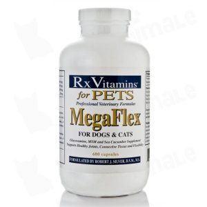 RX Vitamins - RX MegaFlex - 600 tab/500 g