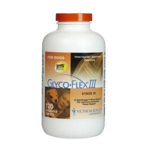 Vetri-Science - Glyco Flex III - 120 tab palatabile