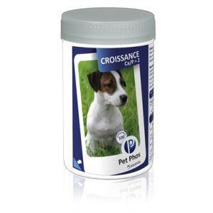 Sogeval - Pet Phos Croissance Ca/P=2 - 500 tab