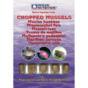 Ocean Nutrition - Chopped Mussels - 100 g