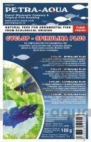 Petra-Aqua - Cyclops - Spirulina plus (Y821 - 100 g)