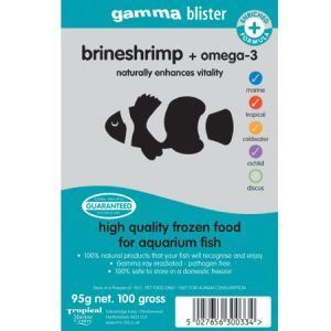 Tropic Marin - Brineshrimp + Omega 3 - 95 g