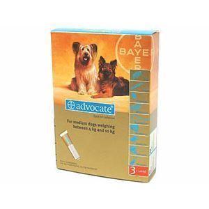 Bayer - Advocate L (10-25 kg) - 3 pipete